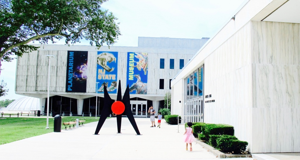 NEW JERSEY STATE MUSEUM, Trenton, New Jersey